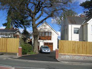 Chartered Architect Cardiff | New Build | David A Courtney Architect