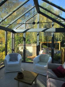 Chartered Architect Cardiff | Beautiful Extension | David A Courtney Architect
