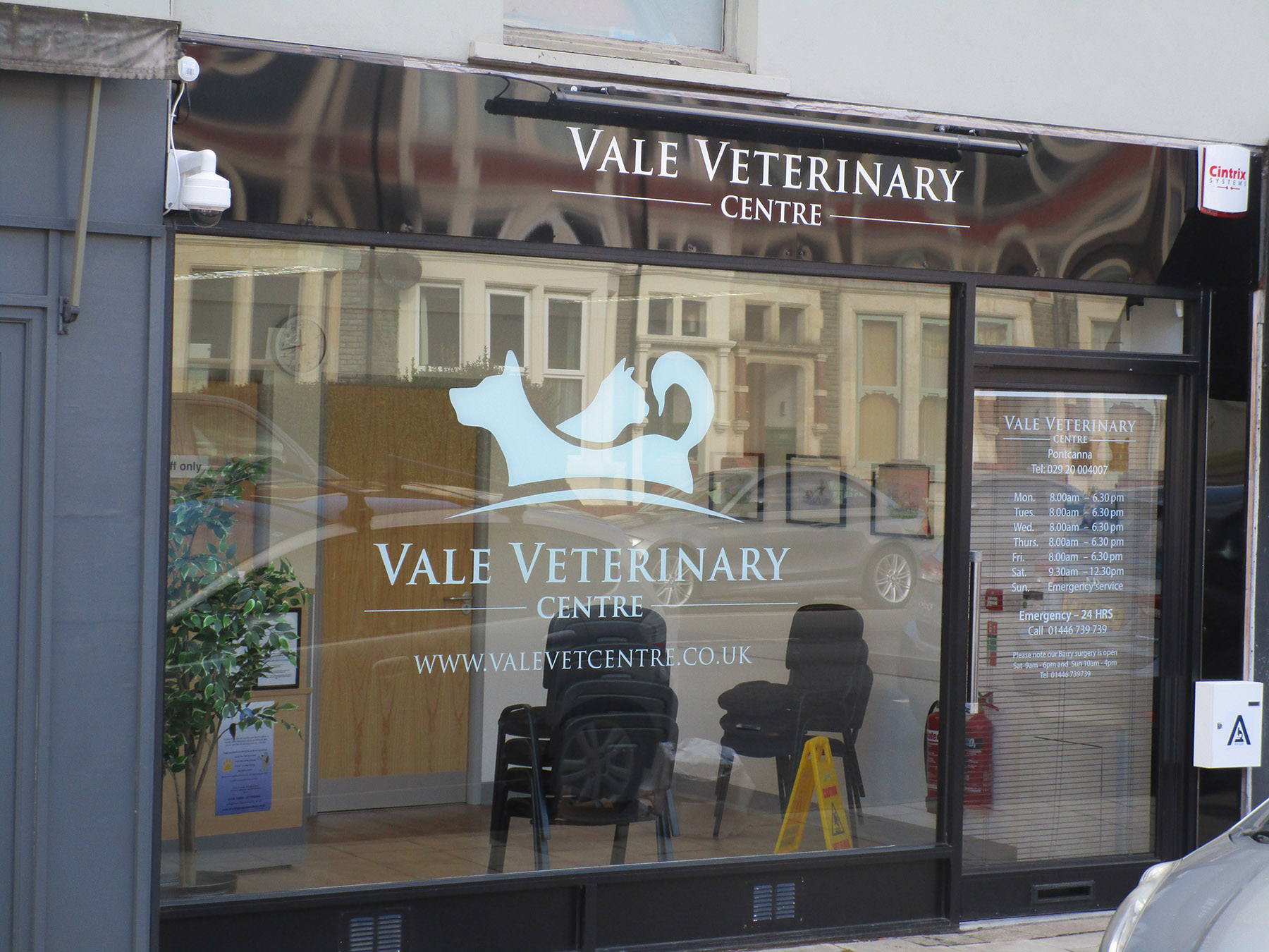 Chartered Architect Penarth | Vale Veterinary | David A Courtney Architect
